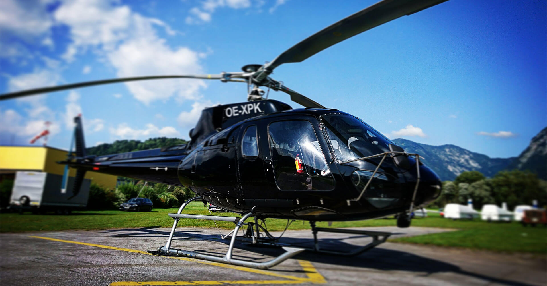 Helicopter Rent - Wilding - Radstadt, Salzburg