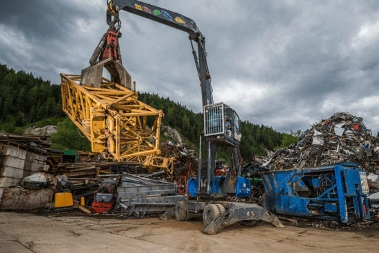 Schrott- & Metallankauf - Wilding Recycling Radstadt, Recyclinghof in Salzburg