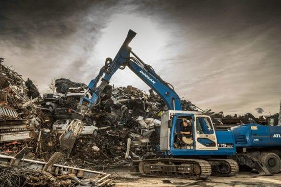 Vermietung diverser Maschinen - Wilding Recycling Radstadt, Recyclinghof in Salzburg